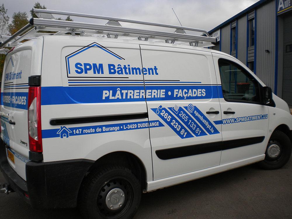 SPM Batiment
